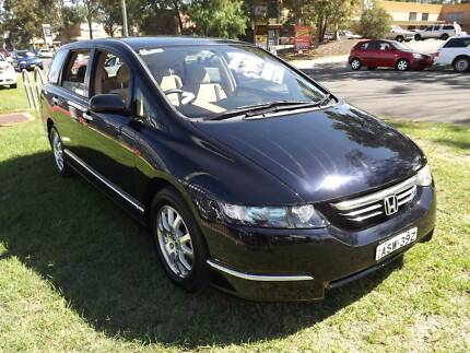 2005 Honda Odyssey Wagon Leumeah Campbelltown Area Preview