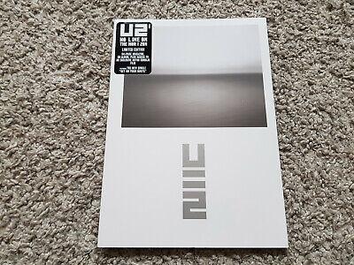Gebraucht, U2 - No Line On The Horizon Limited CD mit Magazine OVP/ STILL SEALED! gebraucht kaufen  Neuss