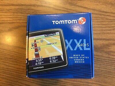 """Tom Tom  540-S. XXL. GPS  -  5"""" Screen"""