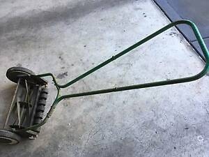 Vintage lawn reel hand mower Parkdale Kingston Area Preview