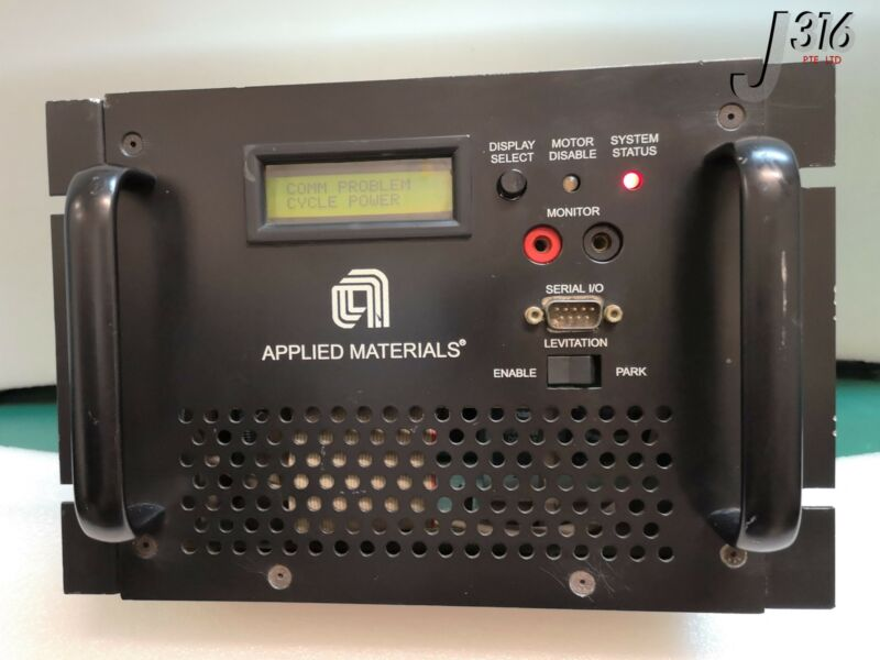 13939 Applied Materials Controller, Maglev Rotation System, 300mm 0190-05990