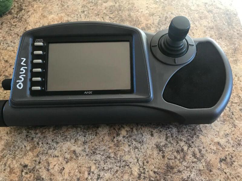 AMX NXP-PLV Modero PosiTrack Pilot Camera Controller No Cords