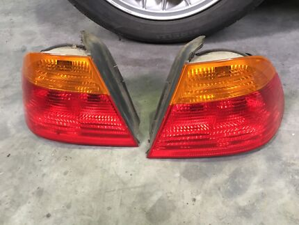 2001 BMW 325ci pair of tail lights Moorebank Liverpool Area Preview