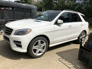 Mecedes Benz ml 350 bluetec 4matic
