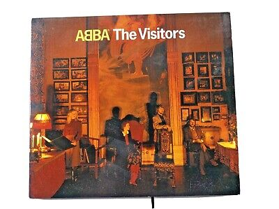 ABBA The Visitors CD 2001