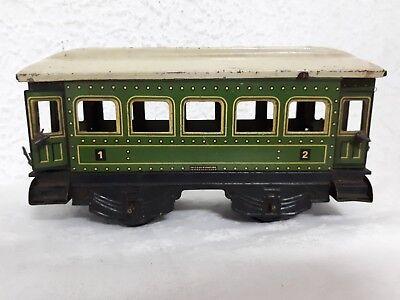 Personenwagen KBN Spur 0 Karl Bub Nürnberg Made in Bavaria (11)
