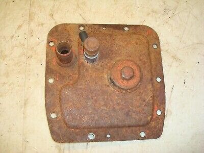 Ford 801 Tractor 5 Speed Transmission Shifter Cover Plate 600 800