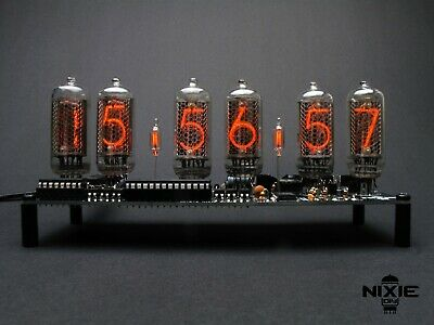 1 NL-840 National Electronic Readout Nixie Tube NL840 Nixie Clock Adruino OK