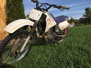 LOKING FOR DIRT BIKE  (85cc-250)