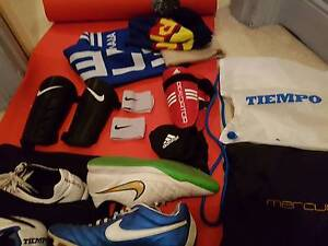 Football boots and gear Ascot Vale Moonee Valley Preview