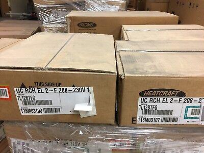 Overstock Heatcraft Reach In Evaporator 2 Fan Elec. Dfrst Tl12btfg 2301 Mtrs