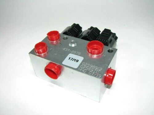 Caterpillar Ride Control Kit Valve - 437-2878