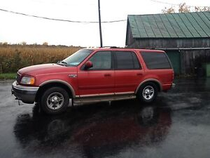 Ford expedition 2002 eddie bauer