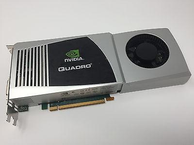 Nvidia Quadro FX5800 4GB DDR3 PCI-Express graphics card Dual-DVI and DisplayPort