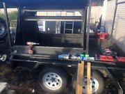 Tandem tool trailer Bendigo Bendigo City Preview