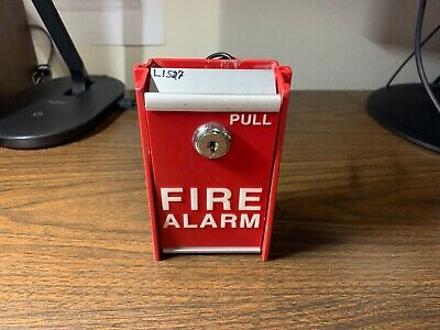 Fci Ms-6 Fire Alarm Pull Station