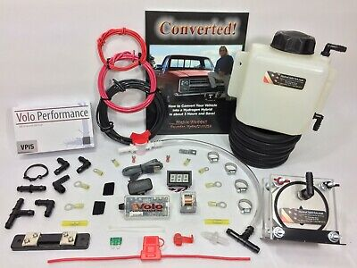Hho Dry Cell Kit W Electronics Volo Chip Hydrocell Electrolysis