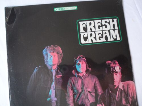THE CREAM__1967 ***SEALED*** Original 1st PRESS__Fresh Cream LP__SD-33-206__EX