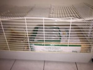 Rabbit cage for sale with free bedding (brand new )