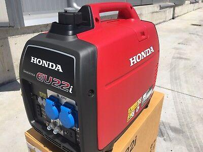Honda Stomerzeuger Generator Inverter EU 22i , Nachfolger des EU20i inkl. Mwst.