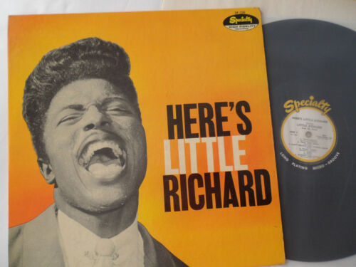 LITTLE RICHARD__1957__Original 1st PRESS__SP-100 ***AWESOME CONDITION!!***  EX