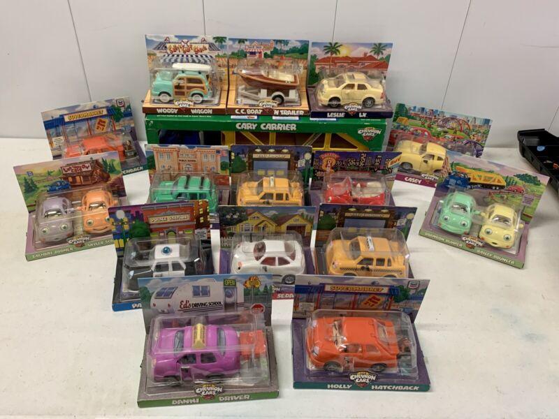 New The Chevron Cars Collectibles Lot 17 NIB