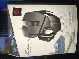 MAD CATZ R.A.T 5 gaming mouse