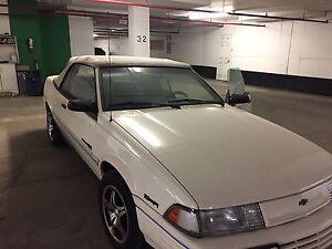 1991 Chevrolet Cavalier RS Convertible