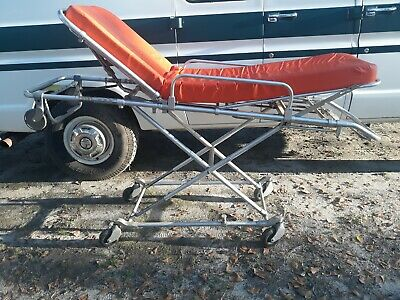 Ferno 35a Ambulance Stretcher Gurney Cot