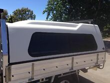 Fibreglass canopy to fit tray of a single cab ute Bathurst Bathurst City Preview