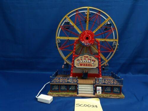 Lemax Village Collection The Giant Wheel #94482 As Is SC0028