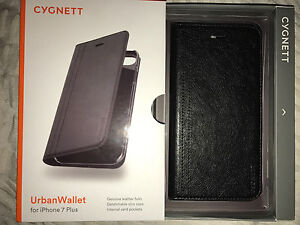 New genuine iPhone 7 plus Cygnett leather wallet case Jacana Hume Area Preview