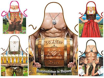 Trachtenschürze - sexy Trachten Schürze -Scherzartikel Karneval Volksfest - Sexy Schürze Trachten