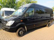 Mercedes-Benz Sprinter 519 CDI 4X4 MAXI|V6 190 PS|MIXTO|ALLRAD