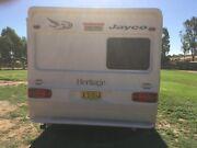 Jayco heritage caravan Leeton Leeton Area Preview