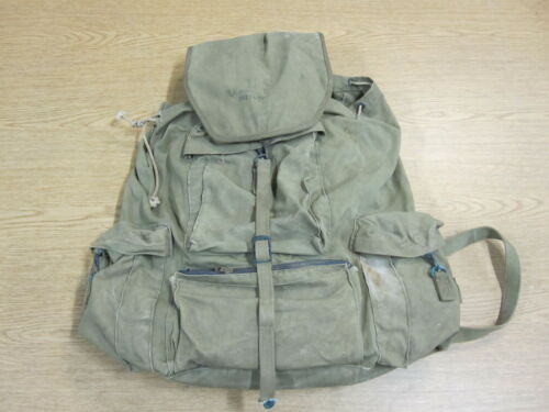 OLD WW2 RUCKSAC BACKPACK DATED 1941 MADE BY POWELL & CO OK SHAPE SEE PICS USA