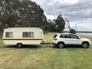 Windsor 16ft poptop all new under chassis and new roll up side awning Port Noarlunga South Morphett Vale Area Preview