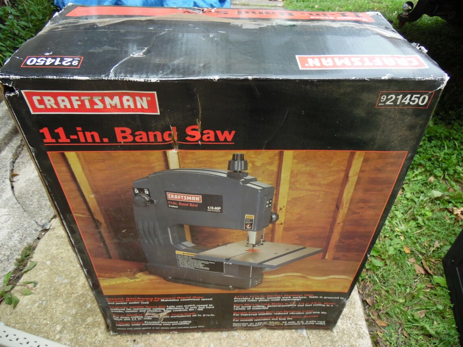 921450 vtg 11 band saw variable speed