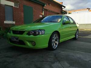 2006 BF Ford Falcon XR6 Toxic. Registered. Log Books Bulleen Manningham Area Preview