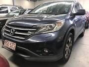 2012 Honda CR-V VTi-L 4WD Automatic SUV Ascot Brisbane North East Preview