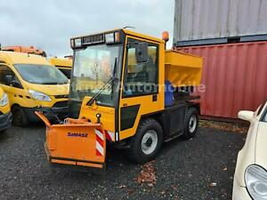 Multicar Tremo 501-85 4x4 Winterdienst
