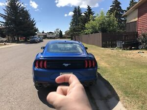 Selling my 2018 mustang