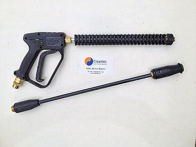 Homelite Hpw2201 Petrol Type Pressure Power Washer Trigger Gun Variable Lance