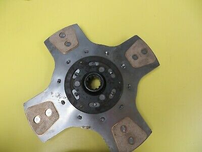 384395r94 12 4 Button Spring Loaded Clutch Disc For Case Ihfarmall