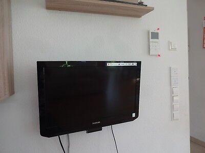 Toshiba 26EL833G 66 cm (26 Zoll) LED-Backlight-Fernseher