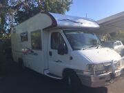 Eurovilla Sunliner Motorhome Landsborough Caloundra Area Preview