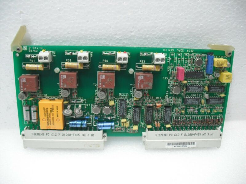 Siemens 4512 107 73007 Pc Card H109