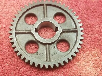 Atlas 10 Lathe 46 Tooth Gear 34 Bore 9-101-46a