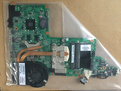 630278-001 i7 Quad Core HM55 Motherboard for HP DV6-3000 laptop, ATI 5650 GPU for sale  Shipping to India