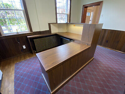 Office Desk With Countertop
